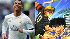 Ronaldo trong bóng dáng của thủ quân truyện tranh bóng đá huyền thoại: Akira