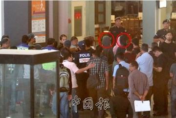 Hai nữ nghi phạm mô phỏng lại hiện trường giết Kim Jong Nam