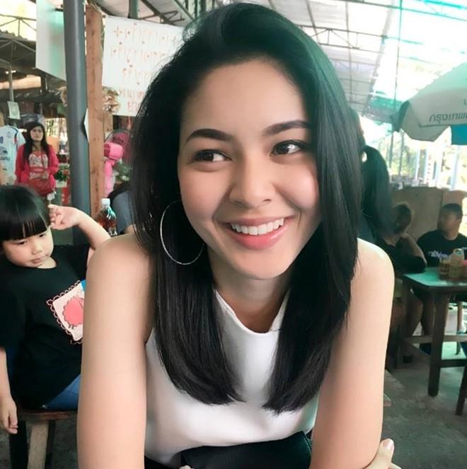 hot girl, cô gái xinh đẹp, người đẹp, Thái Lan