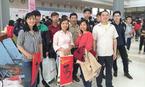 Cả nhà 11 người đi xe máy lên Hà Nội hiến máu