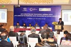 8 nhóm công tác APEC họp tại Nha Trang