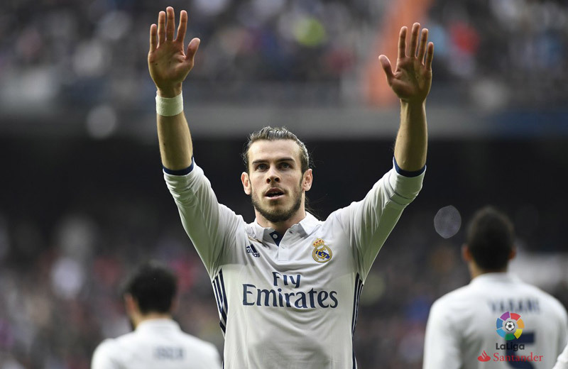 Real Madrid, Ronaldo, Cristiano Ronaldo, La Liga, Bale, Gareth Bale