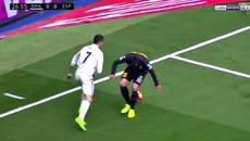 """Video pha """"xâu kim"""" tuyệt đỉnh của Ronaldo"""