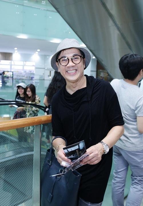 Thành Lộc, Bà Tưng hào hứng đi xem phim 18+