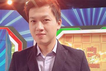 MC Trần Ngọc 'dỗi' vì người chơi Hãy chọn giá đúng gọi nhầm tên