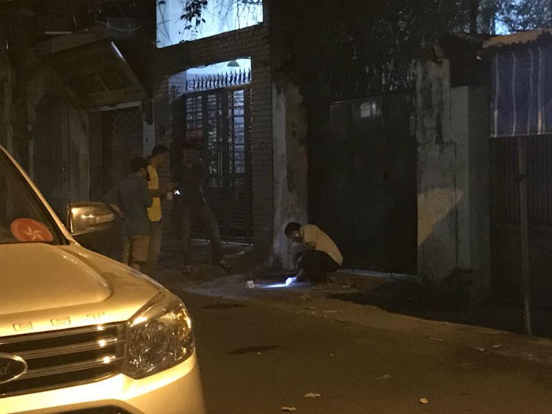 Truy sát trong con hẻm ở Sài Gòn, một người tử vong
