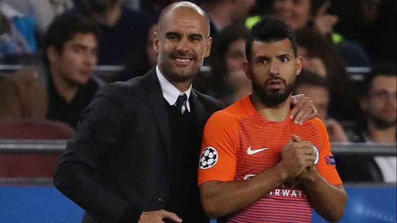 Aguero sa sút: Bị Pep Guardiola ghét, hay tự hại mình?