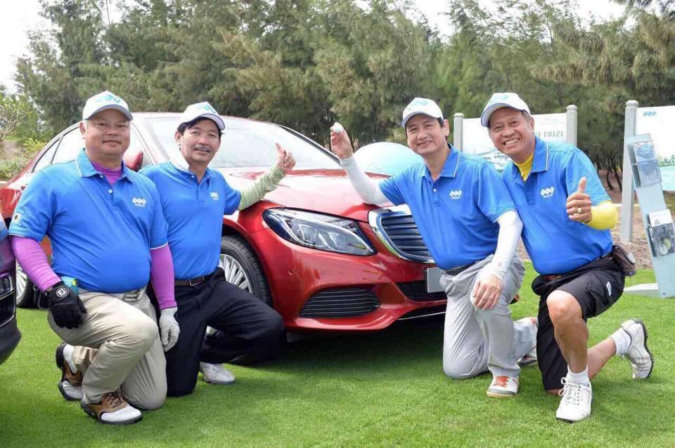 Golf thủ trúng giải HIO gần 7 tỷ tại FLC Golf Championship 2017