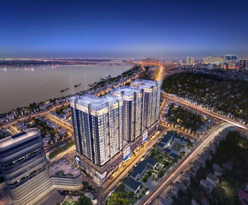 Ra mắt căn hộ mẫu Sun Grand City Ancora Residence