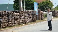 Dân dọa đốt bãi gỗ của đại gia Sài Gòn 'uy hiếp' khu dân cư