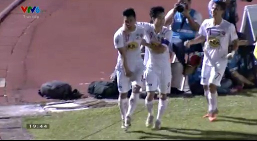 Bình Dương 0-1 HAGL Văn Thanh 88 goal