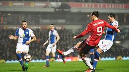 Video bàn thắng Blackburn 1-2 MU