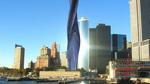 Kỳ lạ tòa nhà 'độc nhất' trên thế giới xoay 360 độ