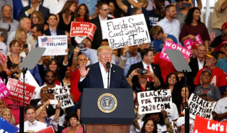 Tổng thống Trump phát biểu sai về Thụy Điển