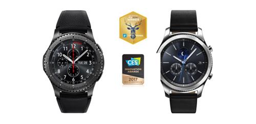 Samsung Gear S3 - smartwatch ấn tượng đầu 2017