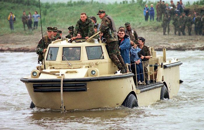 Xe buýt chạy được trên sông: Dân Sài Gòn cần lắm?
