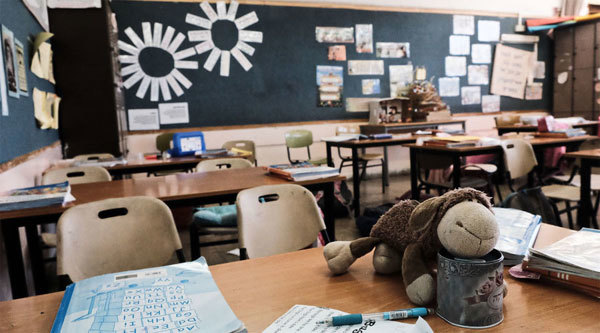 Giáo viên lột truồng học sinh để phạt không làm bài tập