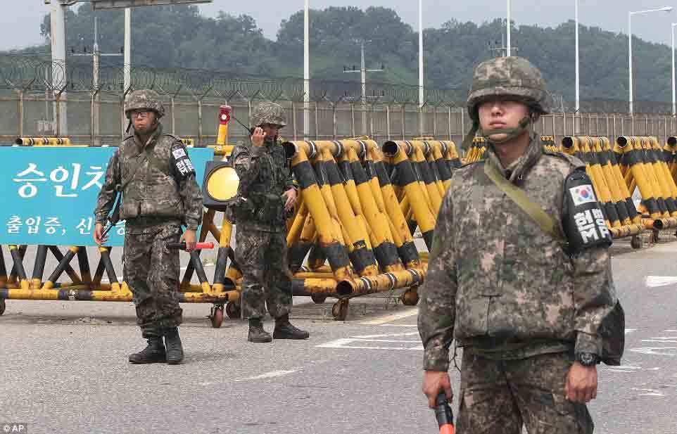 Hàn Quốc đặt quân đội trong tình trạng báo động cao