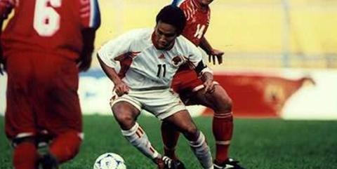 Cầu thủ Thái Lan và Indonesia tiêu cực ở Tiger Cup 98