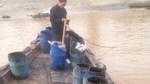 Thanh Hóa: Tạm dừng hoạt động DN đổ chất thải xuống biển