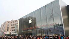 Apple tiếp tục sụt giảm thị phần di động ở TQ