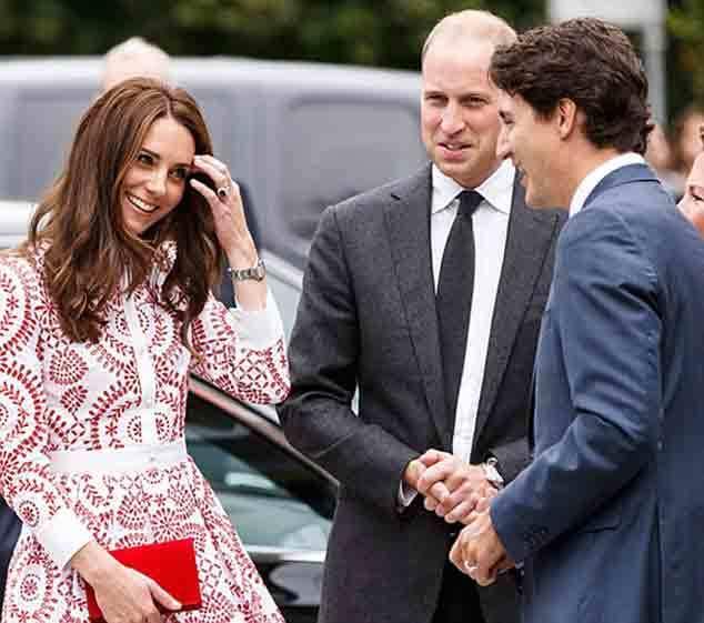 Thủ tướng Canada đẹp trai 'đốn tim' các nữ chính khách