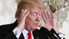 Donald Trump trầm uất vì sống trong Nhà Trắng