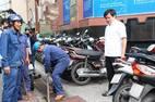 Lãnh đạo quận 1: 'Xuống đường giành vỉa hè không phải để nổi tiếng'
