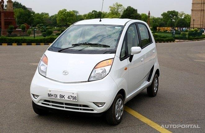 Truy tìm mẫu xe Ấn Độ bí ẩn giá 84 triệu đồng