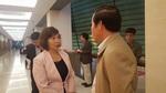 Thứ trưởng Kim Thoa than khổ, nói không giận báo chí