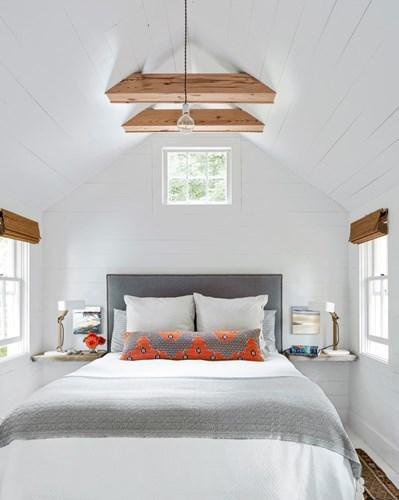 thiết kế nhà 2 tầng, nhà 2 tầng theo phong cách đồng quê, thiết kế nhà siêu lạ mắt