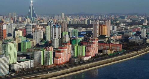 Những hình ảnh mới nhất bên trong Triều Tiên
