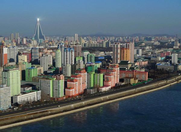 Triều Tiên, hình ảnh, Bình Nhưỡng