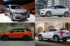 10 mẫu SUV hạng sang tốt có giá dưới 1 tỷ đồng