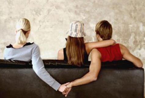 ngoại tình, công sở, gia đình, phá sản, ly hôn