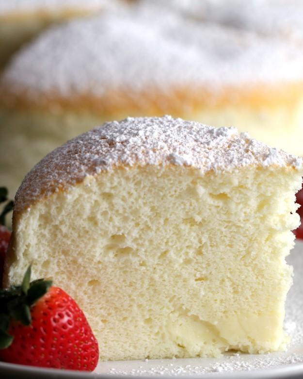 Cách làm bánh, bánh bông lan phô mai, món ngon, hướng dẫn nấu ăn