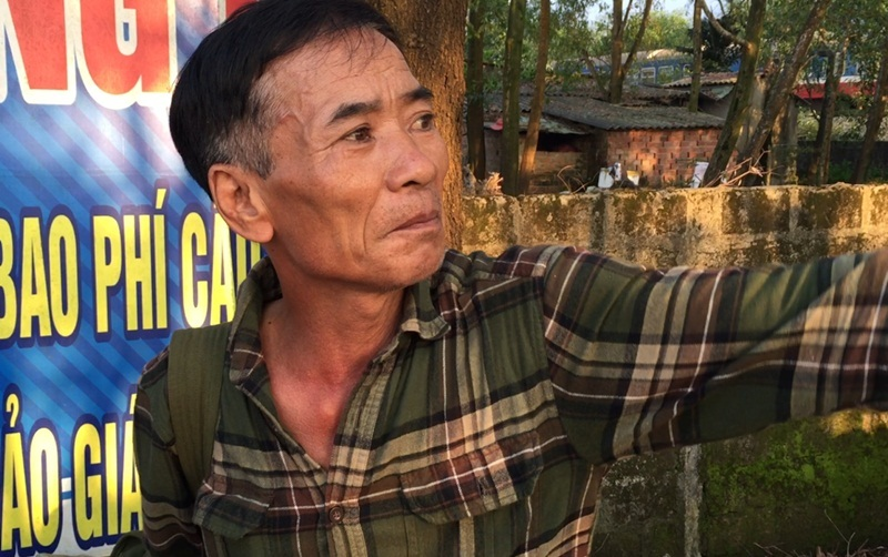 Tàu hỏa đâm xe tải: Tử nạn trước ngày về giỗ cha
