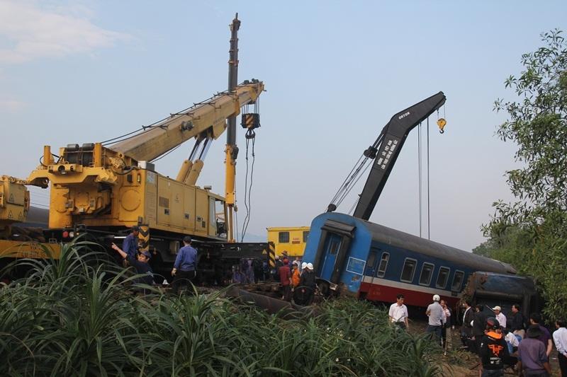 tai nạn đường sắt, tai nạn giao thông, tai nạn đường sắt Huế