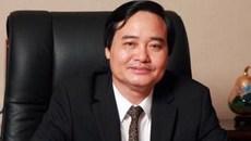 """Bộ trưởng Phùng Xuân Nhạ: """"Chấn chỉnh đạo đức nhà giáo"""""""