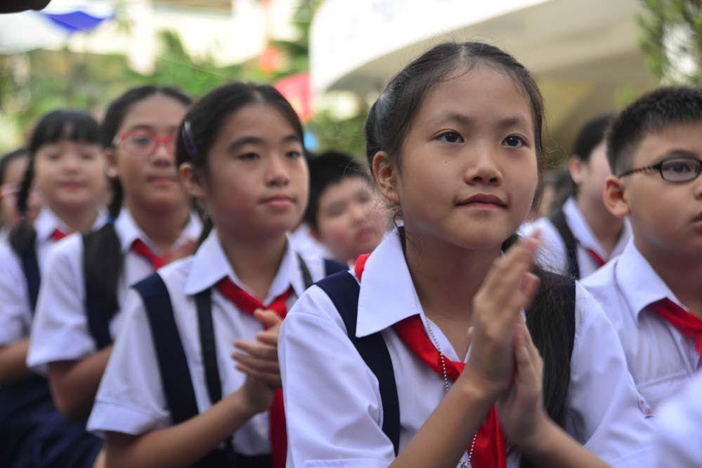 Bộ trưởng Phùng Xuân Nhạ: 'Chấn chỉnh đạo đức nhà giáo'