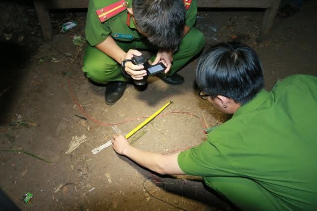 Tình tiết ly kỳ phá án vụ xác người trong bao tải