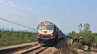 Đường sắt Bắc-Nam thông tuyến sau tai nạn 3 người chết