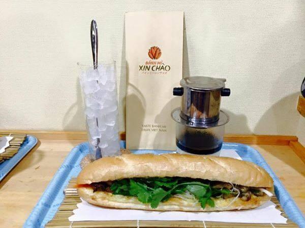 khởi nghiệp, Nhật Bản, bánh mỳ Việt Nam, Bánh Mì Xin Chào
