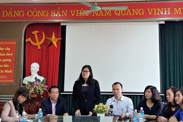 Sáng nay cách chức Hiệu trưởng, Hiệu phó Trường Tiểu học Nam Trung Yên