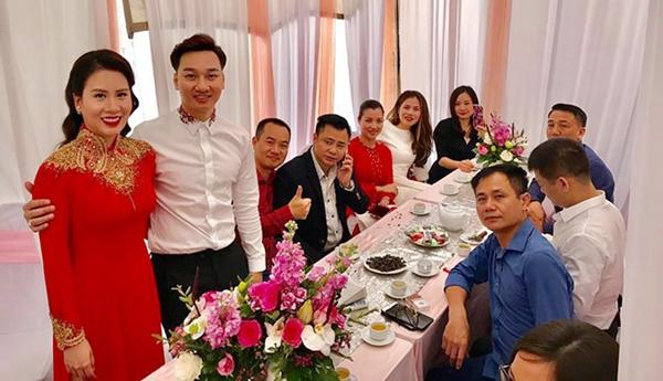 MC Thành Trung, Thành Trung, Ngọc Hương, Thu Phượng, sao việt