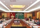 Xem xét giám sát tài sản cán bộ diện Bộ Chính trị quản lý