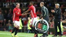 Mourinho nâng đỡ Rashford, quyết phế bỏ Rooney