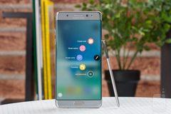 Galaxy Note 7 tân trang sẽ được tái bán ở VN từ tháng 6?