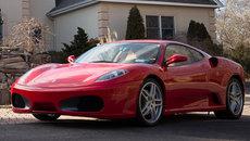 Siêu xe Ferrari F430 của Tổng thống Trump được rao bán
