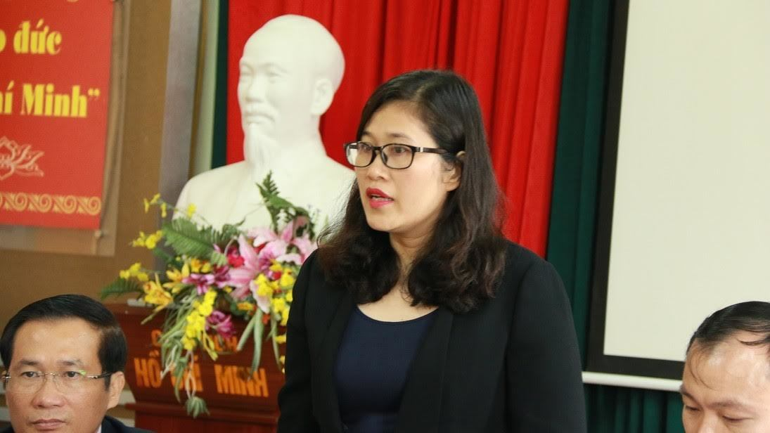 Công bố quyết định cách chức hiệu trưởng trường Nam Trung Yên